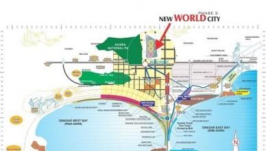 LMC Location map